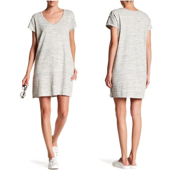 ATM Anthony Thomas Melillo Dresses & Skirts - ATM Anthony Thomas Melillo Sweatshirt Mini Dress